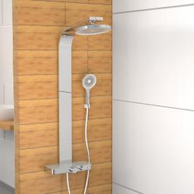 PREMIUM 200 Duschsystem mit Thermostat-Brausebatterie