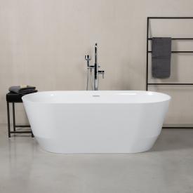 PREMIUM 300 Freistehende Oval-Badewanne