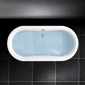 PREMIUM Oval-Badewanne Länge: 190 cm, Breite: 90 cm