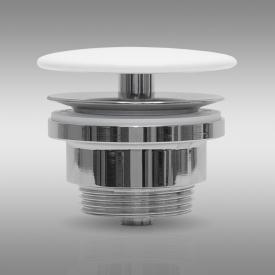 PREMIUM Universal Zubehörpaket C für Waschtische ohne Überlauf, keramische Abdeckung