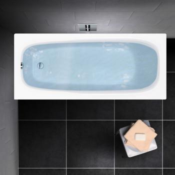 PREMIUM Mono Rechteck-Badewanne Länge: 180 cm, Breite: 80 cm
