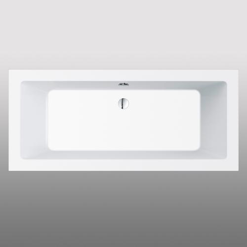 PREMIUM Rechteck-Badewanne Länge: 170 cm, Breite: 75 cm - PR1021 ...