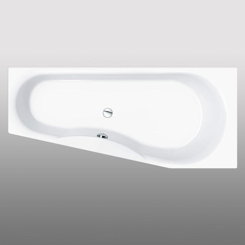 PREMIUM Raumspar-Badewanne Länge: 170 cm, Breite: 75 cm ...