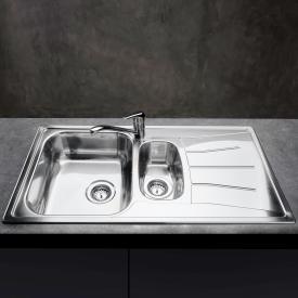 Reginox Diplomat 1,5 Lux Küchenspüle