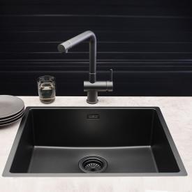 Reginox New York Küchenspüle tiefschwarz