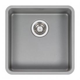 Reginox Ohio Küchenspüle grau metallic