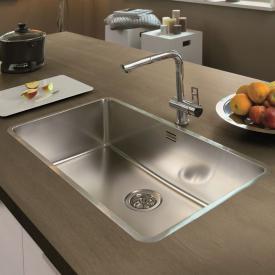 Reginox Ohio OKG Küchenspüle edelstahl seidenglanz