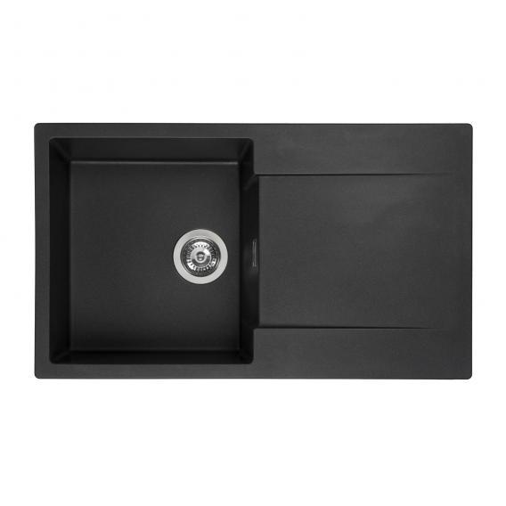 Reginox Amsterdam 10 Küchenspüle schwarz metallic