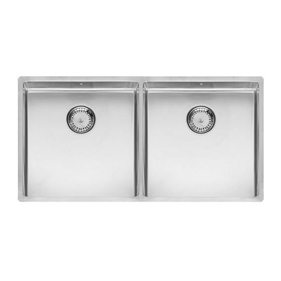 Reginox New York Küchenspüle mit Doppelbecken