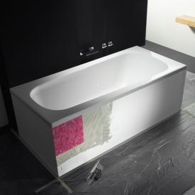 Repabad Tika Wannenträger für Raumspar-Badewannen mit Ablagefläche