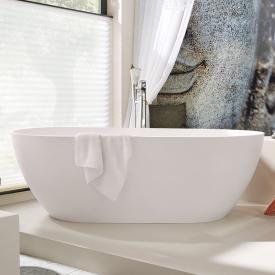 Riho Bilbao Freistehende Oval-Badewanne