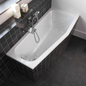 Riho Dola Raumspar-Badewanne, Einbau