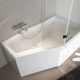 Riho Geta Raumspar-Badewanne ohne Füllfunktion