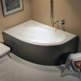 Riho Lyra Eck-Badewanne, Einbau