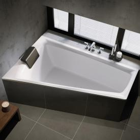 Riho Still Smart Eck-Badewanne, Einbau ohne Füllfunktion