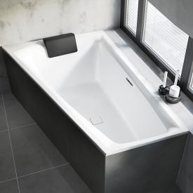 Riho Still Smart Raumspar-Badewanne mit Füllfunktion