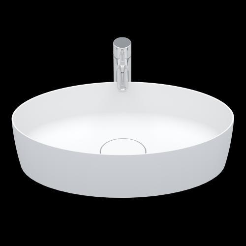 Riho Thin Waschtisch oval