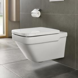 Roca Dama Wand-Tiefspül-WC mit WC-Sitz