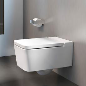 Roca Inspira Wand-Tiefspül-WC square weiß, mit MaxiClean