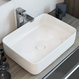 Roca Inspira Waschtisch-Schale square weiß