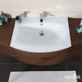 Sanipa CurveBay Mineralguss-Waschtisch