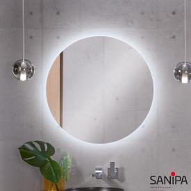 Sanipa Reflection Lichtspiegel LOLA mit LED-Beleuchtung