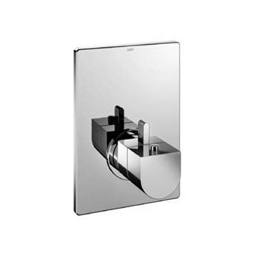 sam carenta Thermostatmischbatterie, für Dusche mit Absperrung