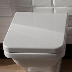 Scarabeo Butterfly WC-Sitz, abnehmbar mit Absenkautomatik