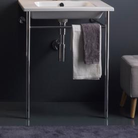 Scarabeo Etra Metallkonsole für Waschbecken