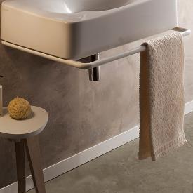 Scarabeo Fuji Handtuchhalter für 6002/6004 B: 70 cm weiß matt