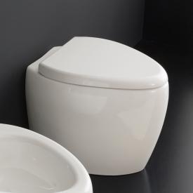 Scarabeo Moai Stand-Tiefspül-WC weiß