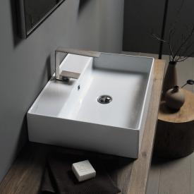 Scarabeo Teorema 2.0 Aufsatz- oder Hängewaschbecken weiß