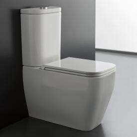 Scarabeo Teorema 2.0 Monoblock Stand-Tiefspül-WC für Kombination weiß