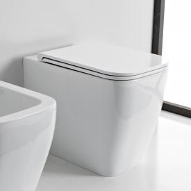 Scarabeo Teorema 2.0 Stand-Tiefspül-WC weiß, mit BIO System Beschichtung