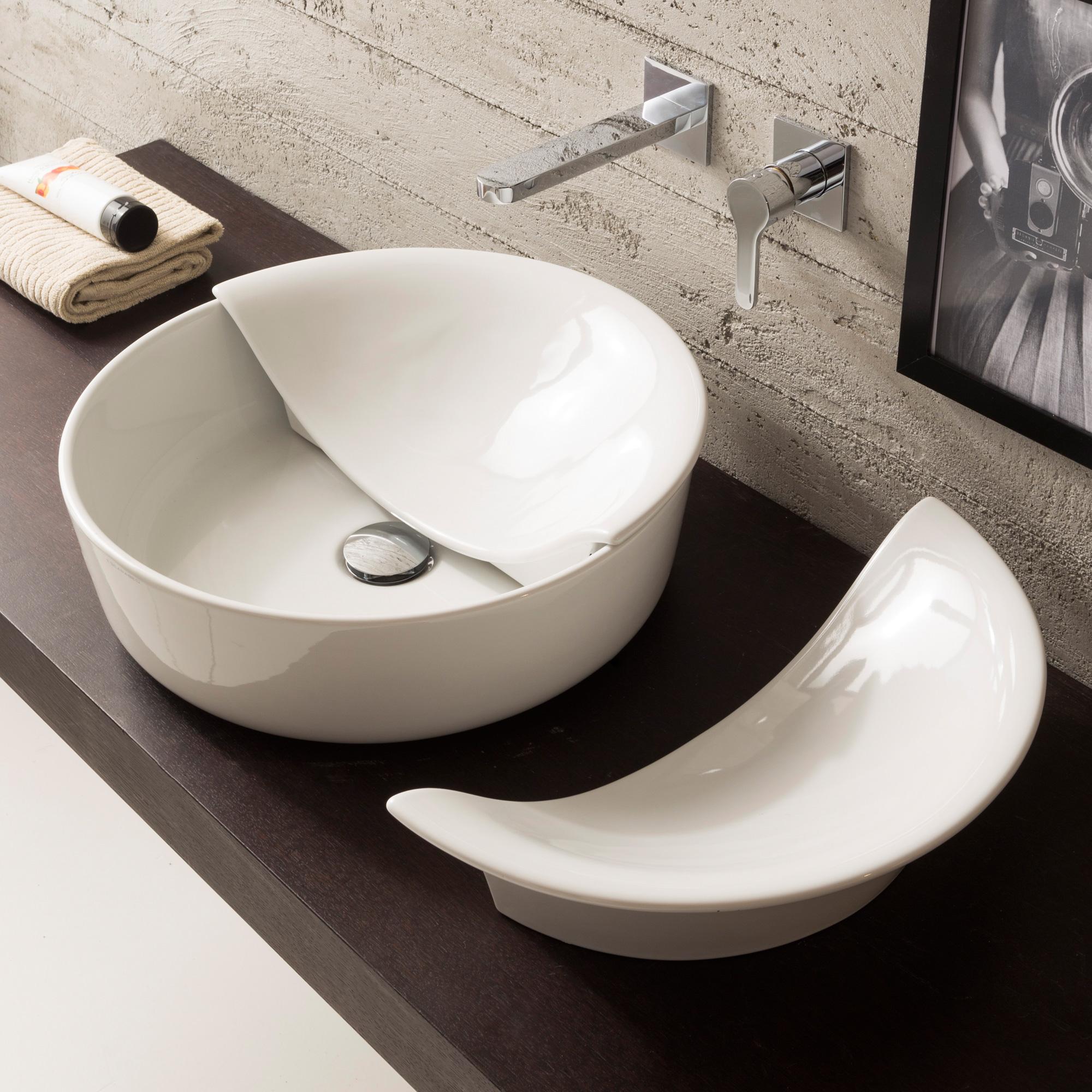 Schssel Waschbecken Waschtisch Waschbecken Keramik Von Khler Inkl