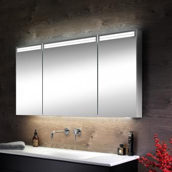 Schneider ARANGALINE Spiegelschrank, mit 3 Türen