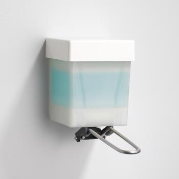 Schneider CARELINE Flex-Sana Desinfektionsspender mit Armhebel