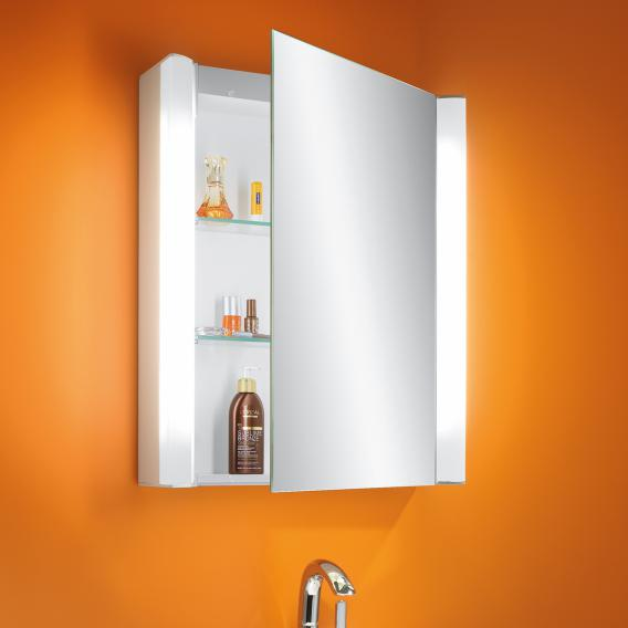 Schneider MOANALINE Spiegelschrank, mit 1 Tür, Beleuchtung außen