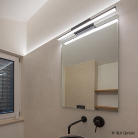 SLV GLENOS LED Wandleuchte/Spiegelleuchte mit CCT