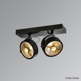 SLV Kalu 2 QPAR111 Deckenleuchte/Spot