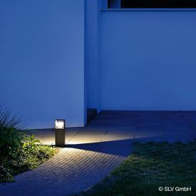 SLV LOGS LED Pollerleuchte