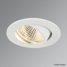SLV NEW TRIA LED Einbau-Deckenleuchte / Spot rund