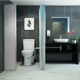 SFA SaniAccess 2 Hebeanlage für WC, Waschtisch oder Urinal