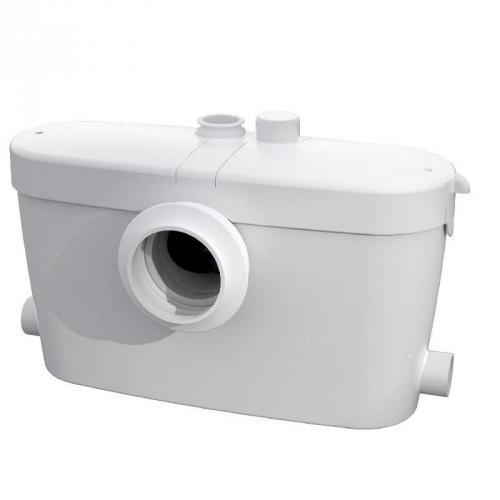 SFA SaniAccess 3 Hebeanlage für Wasserentsorgung eines ganzen Bades