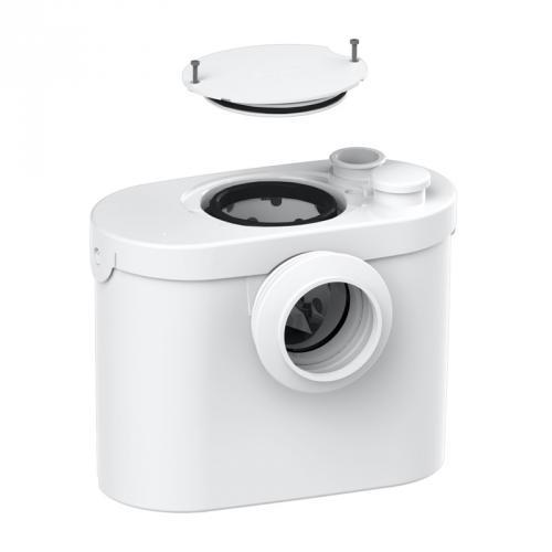 SFA Sanibroy ® UP Kleinhebeanlage zum Anschluss an WC