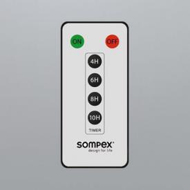 Sompex Fernbedienung für Flame LED Kerzen