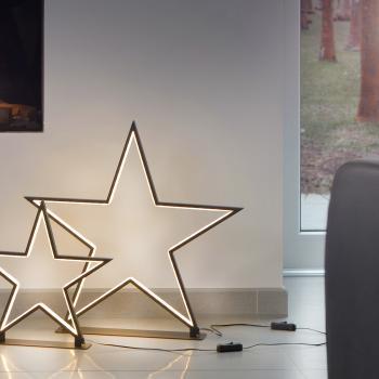 Sompex Lucy LED Tischleuchte/Bodenleuchte mit Dimmer