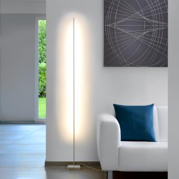 Sompex Pin LED Stehleuchte mit Dimmer