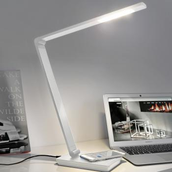Sompex Uli Phone USB LED Tischleuchte mit Ladefunktion und Dimmer