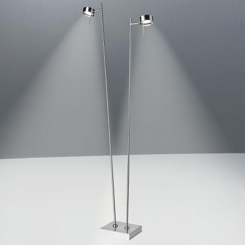 Sompex Bling LED Stehleuchte mit Dimmer 2- flammig